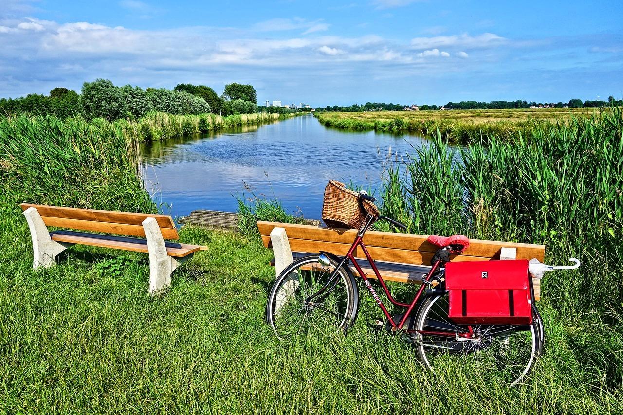Fahrrad statt Auto: Spart Geld und ist gut für die Umwelt.