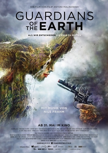 Guardians of the Earth: Filmplakat