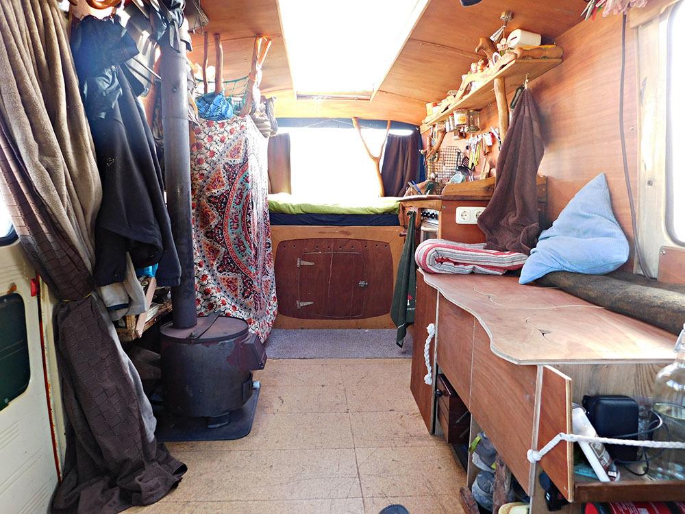 Leben Im Wohnwagen