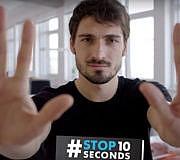 Mats Hummels ruft zum Spenden für Unicef auf