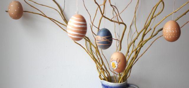Ostereier Bemalen 3 Kreative Ideen Mit Anleitung