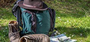 Reisen mit wenig Gepäck sind eine befreiende Erfahrung.