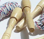 Seilspringen - platzsparend, zeitsparend, gesundheitsfördernd