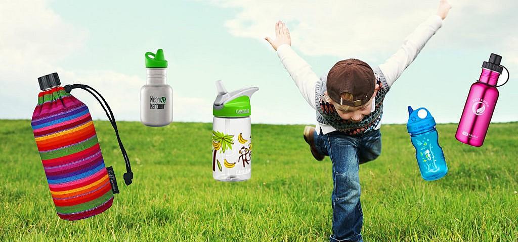 Trinkflaschen für Kinder BPA frei