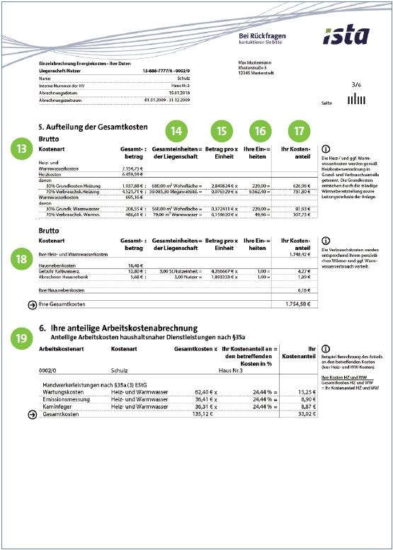 Heizkostenabrechnung richtig verstehen - Utopia.de