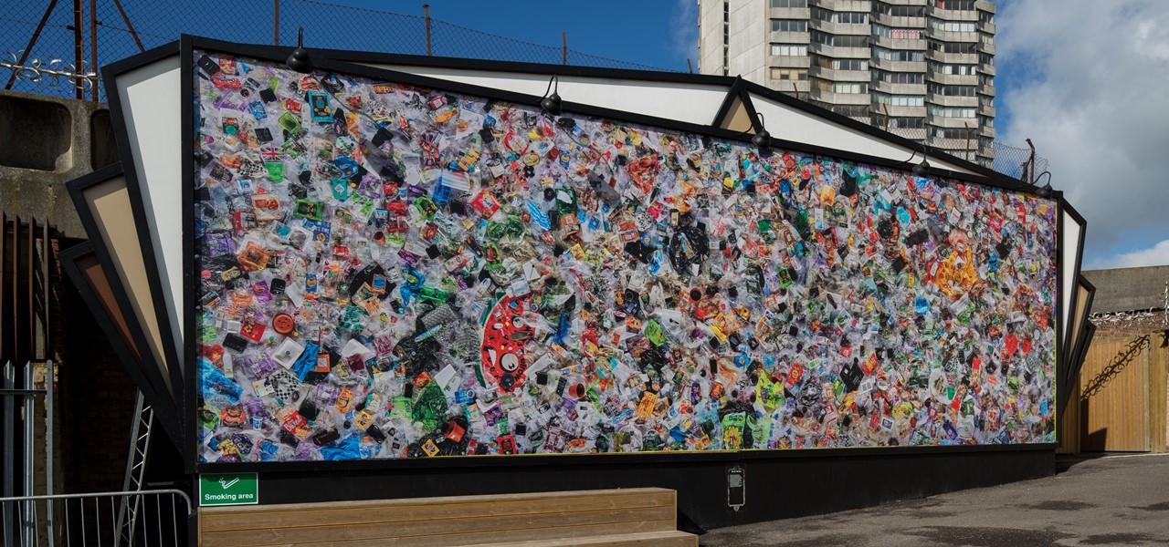 Plastik Sammlung Jahr