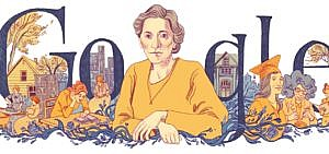 Google Doodle Alice Salomon