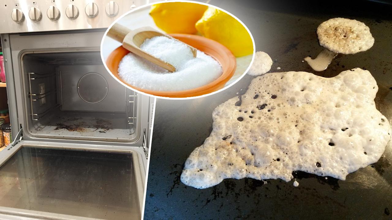 Outdoor Küche Edelstahl Reinigen : Backofen reinigen diese hausmittel wirken besser als chemie
