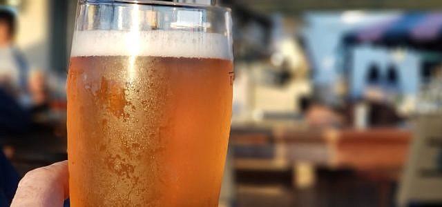 Alkohol schädlich Studie Wein Bier