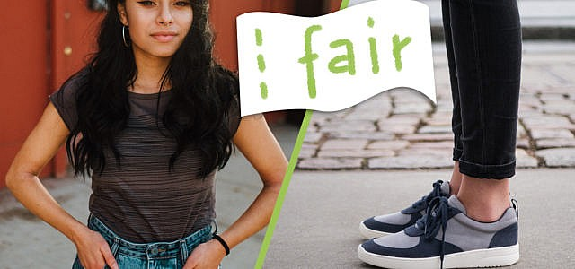 Marken mit Fairtrade Kleidung
