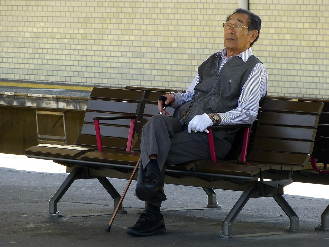 Ikigai stammt aus Japan: dem Land der Hundertjährigen