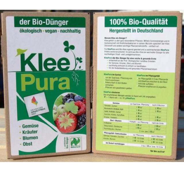 KleePura Der Bio-Dünger
