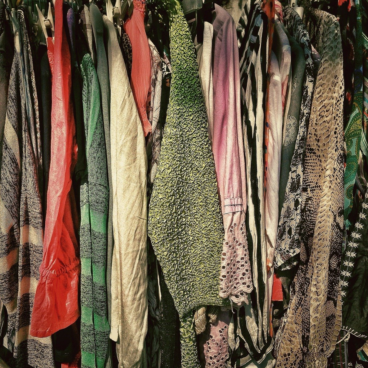 Kleidung gebraucht kaufen ist einfach gut!