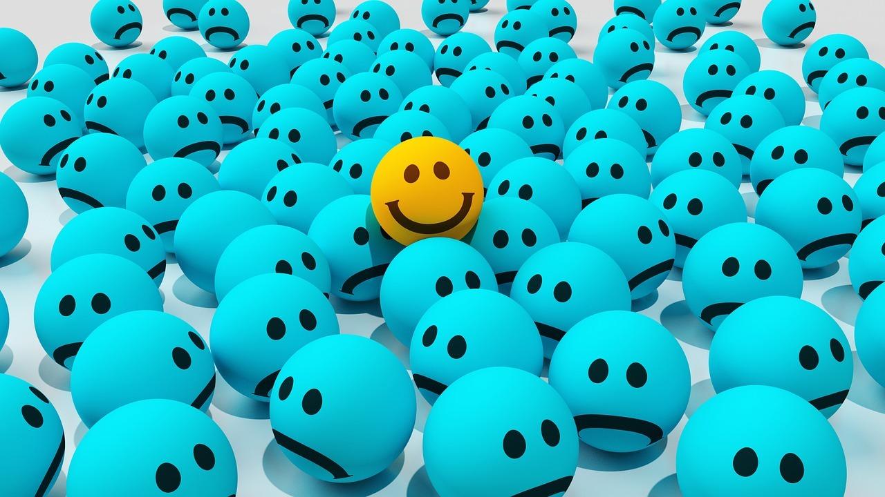 Lachen ist gesund.