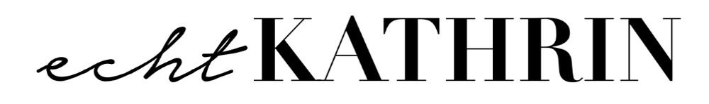 Naturkosmetik Blog Echt Kathrin
