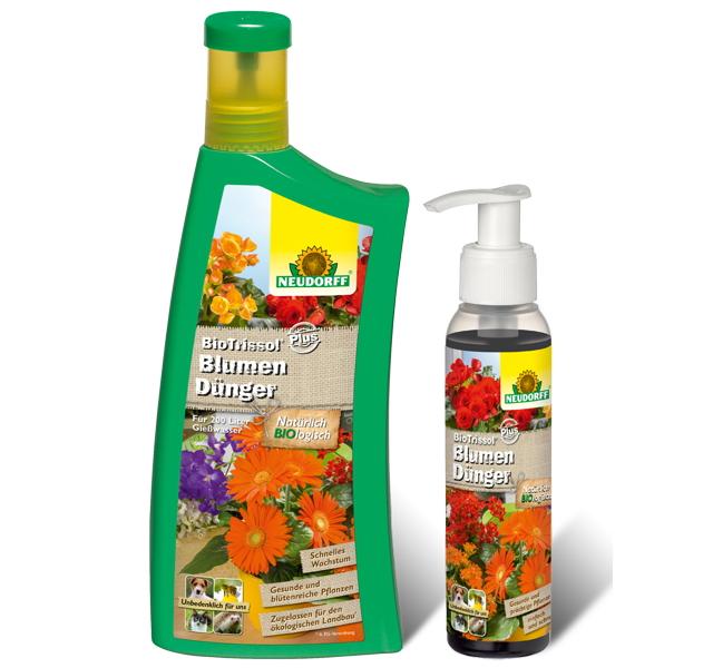 Neudorff BioTrissol Blumendünger