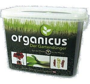Organicus Der Gartendünger