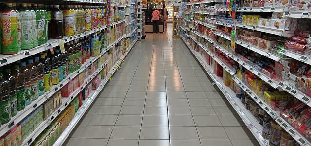 Palmöl Supermarkt Großbritannien England Iceland