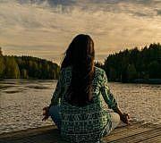 Yoga Selbstfürsorge