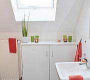 Badezimmer streichen