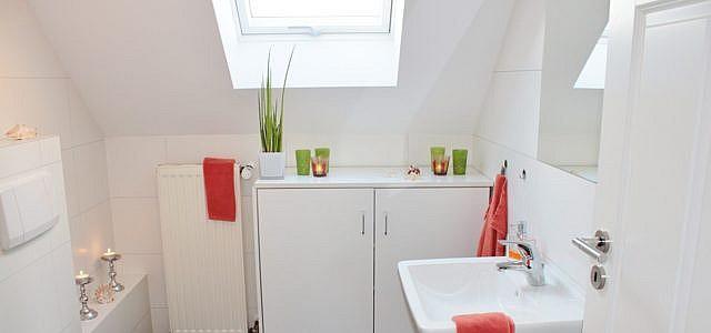 Bad streichen die besten badezimmer farben - Anstrich badezimmer ...