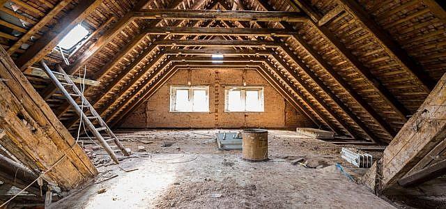 Dämmung Dach
