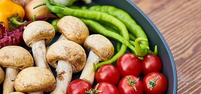 Gemüse ist bei veganer Ernährung wichtig