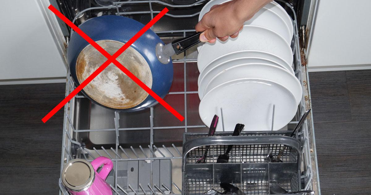 Berühmt 13 Dinge, die nicht in die Spülmaschine gehören - Utopia.de XE88