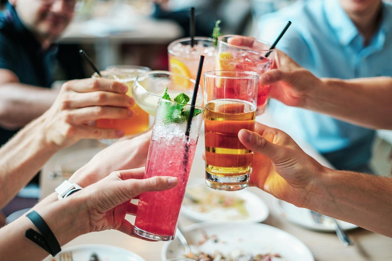 Nur ein Alkohol-Verzicht verhindert den Kater