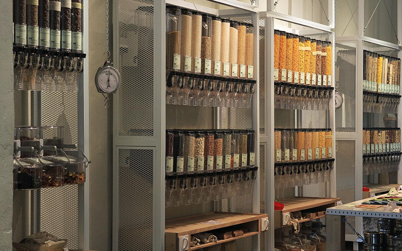 fd534dc4b48640 Verpackungsfreier Supermarkt  einkaufen ohne Verpackung