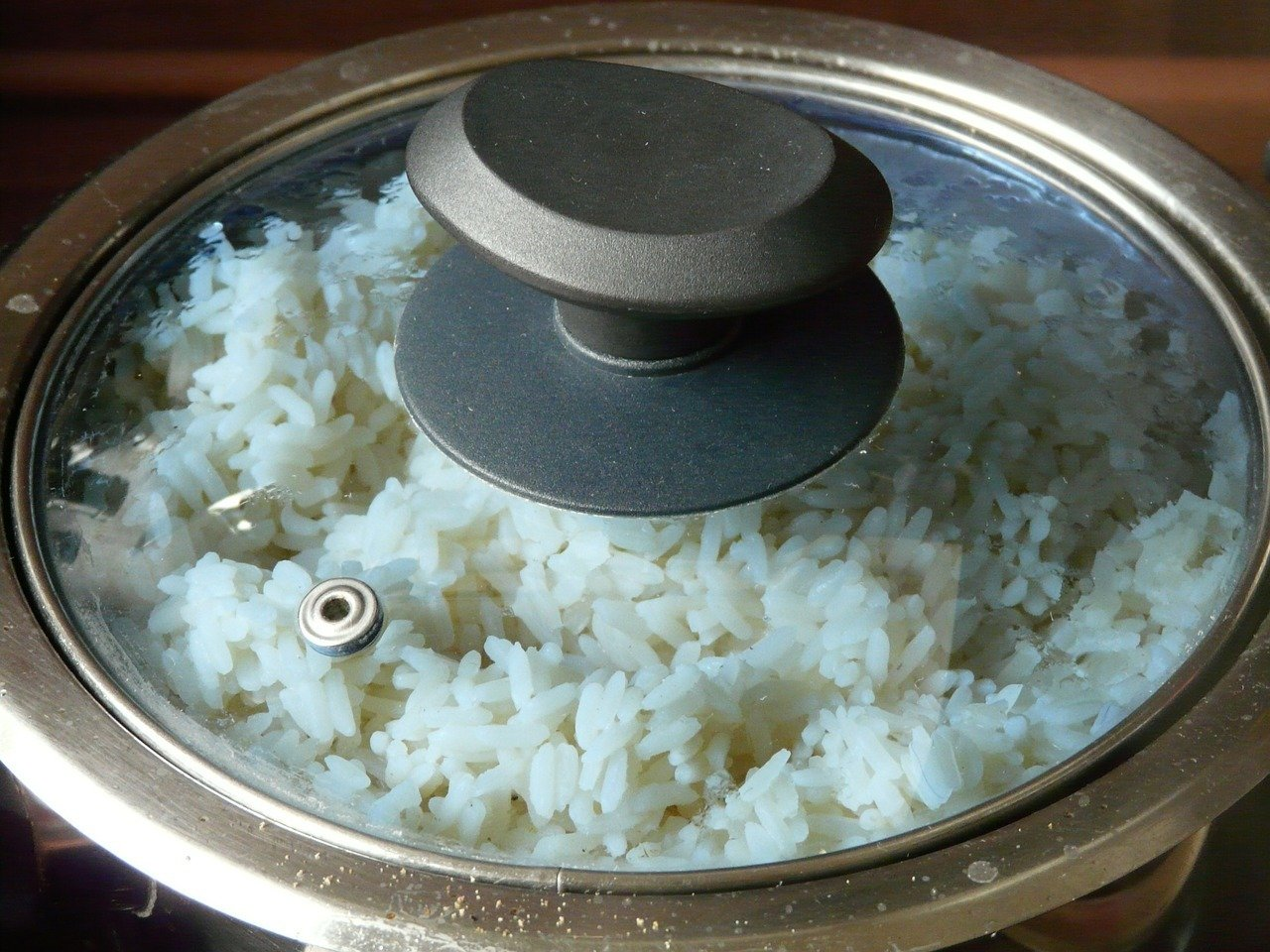 Reis kochen so gelingt dein reis perfekt - Reis kochen quellmethode ...