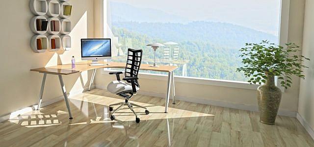 Schreibtisch, Büro, Arbeitsplatz