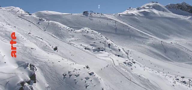 """ARTE-Doku """"Rummelplatz Alpen"""""""
