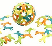 Binabo Fußball zum Selberbauen nachhaltiges Spielzeug