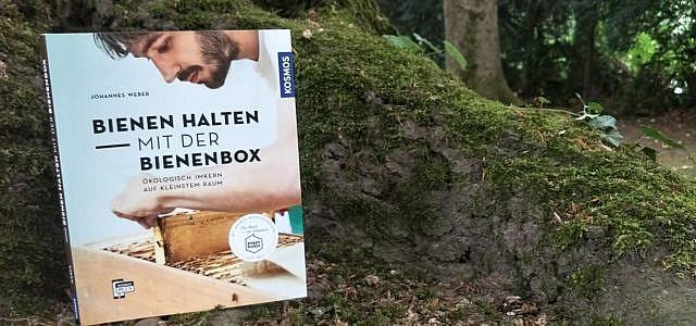 Buch: Bienen halten mit der Bienenbox