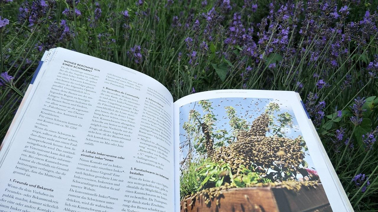 Buchtipp: Bienen halten mit der Bienenbox