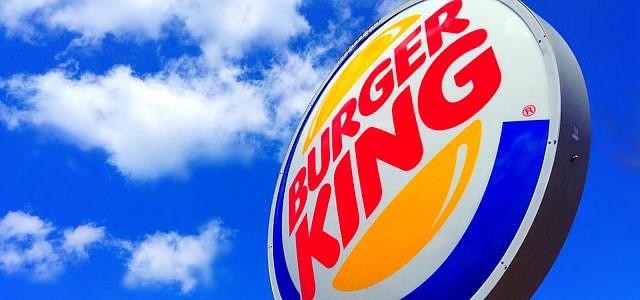 burger king schild sexistische kampagne wm