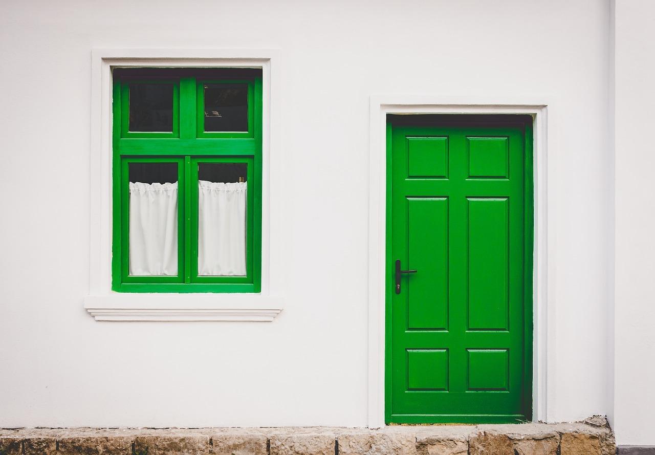 Eine Neue Farbe Verleiht Deinem Haus Eine Frische Optik.