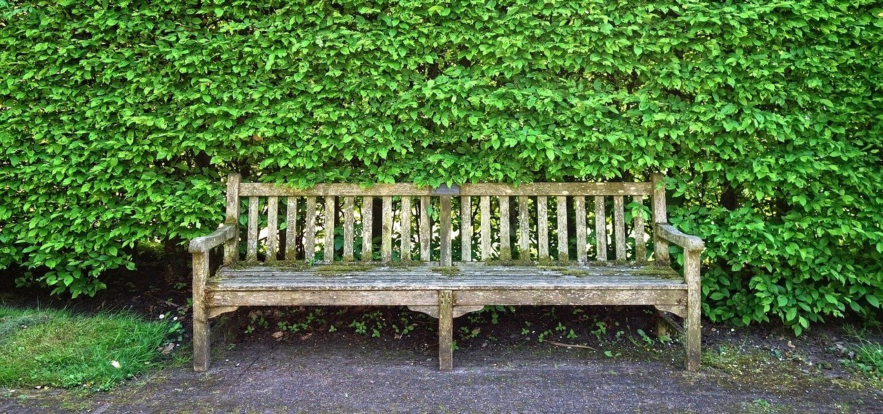 Outdoor Bench Seating Wood