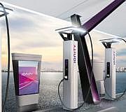 Ionity Ladesäulen-Netz Ökostrom