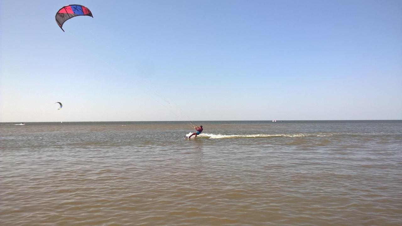 Juist-Tipps für Outdoor-Sportler: Kitesurfen