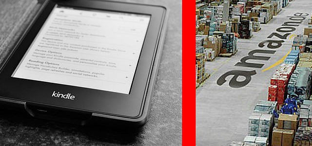 Kindle Ausbeutung China Amazon