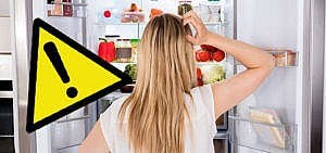 Kühlschrank Fehler