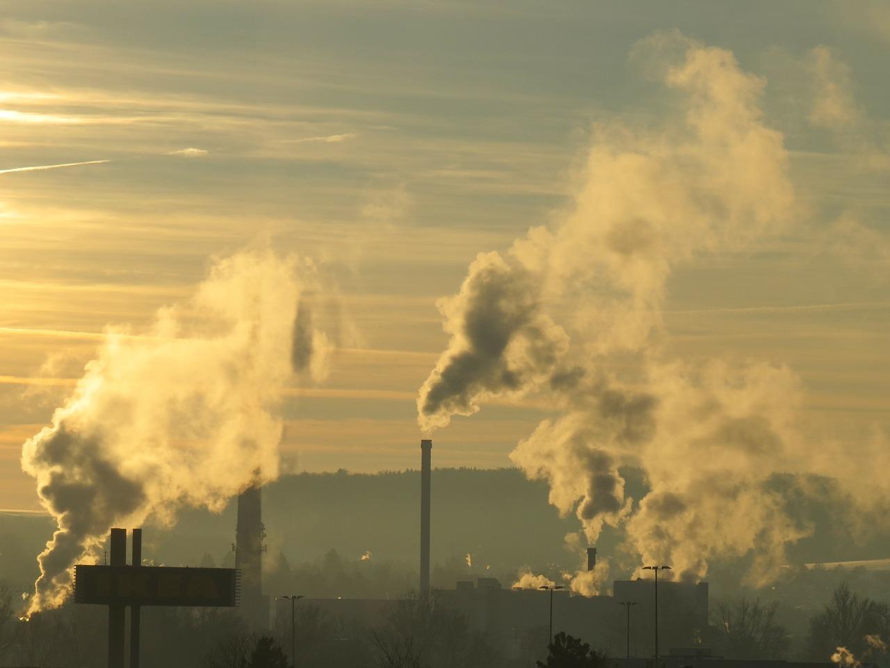 Luftverschmutzung ist eines der zentralen Probleme der Weltgesellschaft.