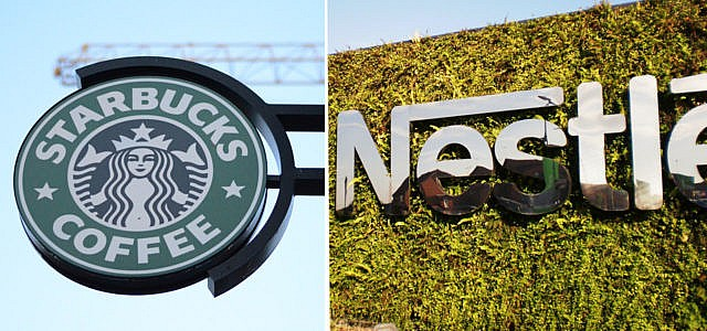 Nestle Starbucks