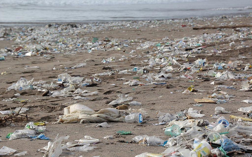 Plastikmüll ist die größte Bedrohung für die Weltmeere.