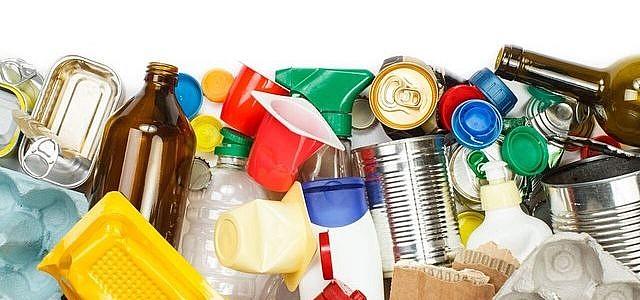 Bewusster Konsum Recycling Recyclingsystem