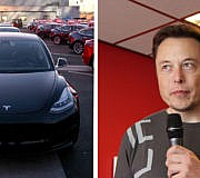 Tesla Elon Musk Model 3