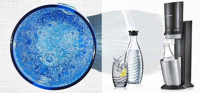 Wassersprudler Sprudelwasser