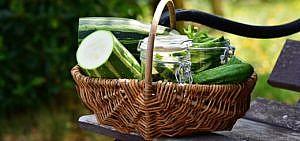Zucchini einkochen geht ganz leicht